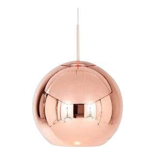 Tom Dixon Large Copper Round Pendant