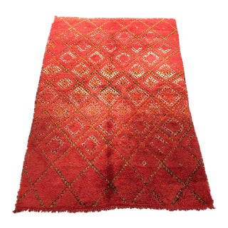 "Bellwether Rugs Moroccan ""Ruby"" Rug - 5'10""x8'7"" For Sale"
