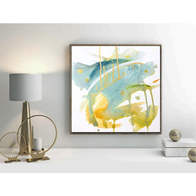 'RHEA' Original Abstract Painting by Linnea Heide - Image 2 of 7