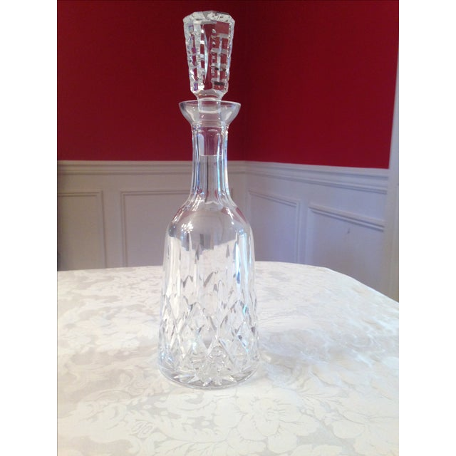 Crystal Decanter - Image 2 of 3