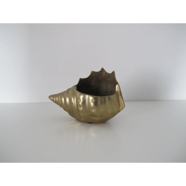 Brass Shell Vessel - Image 5 of 5