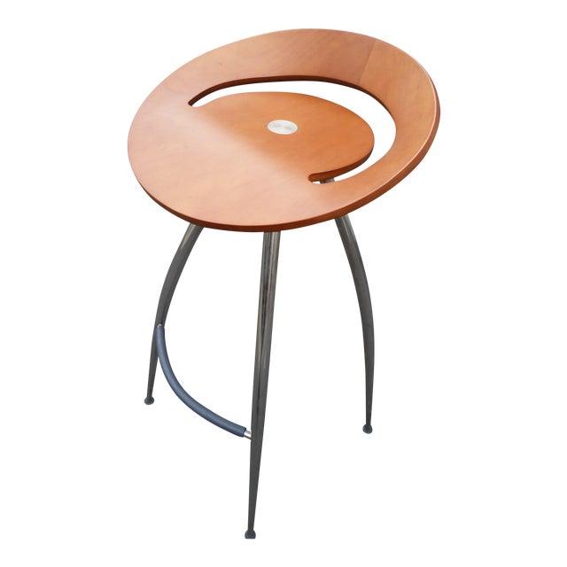 Admirable Magis Design Group Italia Cherry Lyra Bar Stool Camellatalisay Diy Chair Ideas Camellatalisaycom