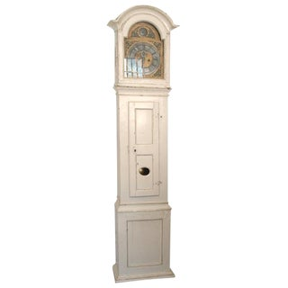 Swedish Tallcase Clock For Sale