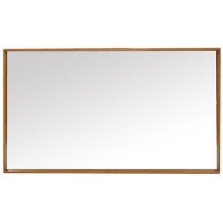 t.h. Robsjohn-Gibbings Mirror by Widdicomb For Sale
