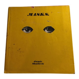 1973 Masks by Jamie Shalleck, First Edition For Sale