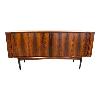 1960s Danish Modern Rosewood Credenza