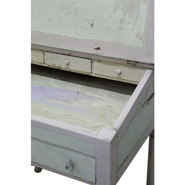 Pink Shabby Chic Desk - Image 4 of 4