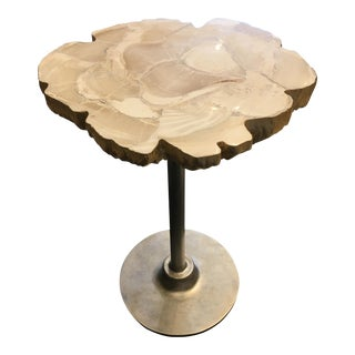 Artistica Home Gregory Side Table For Sale