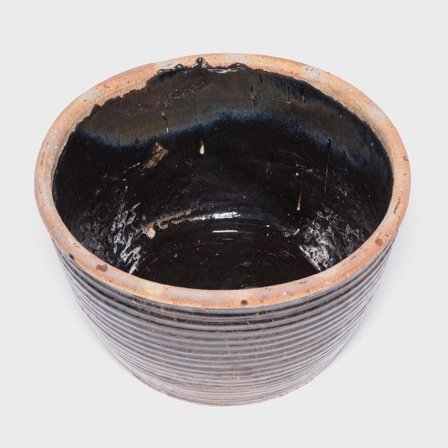 Mid 20th Century Chinese Coil Pickling Pot For Sale - Image 5 of 6