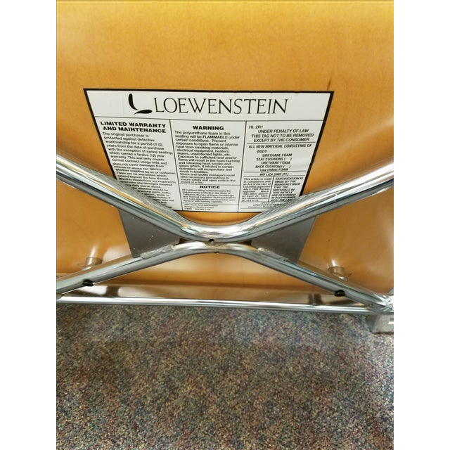 Loewenstein Mid-Century Modern Elia Chair - Image 6 of 6