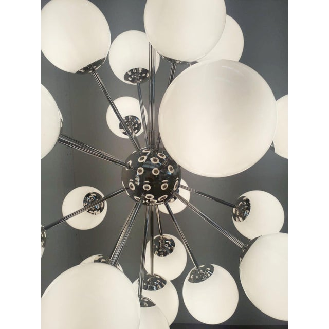 Nova Sputnik Chandelier by Fabio Ltd For Sale In Palm Springs - Image 6 of 9