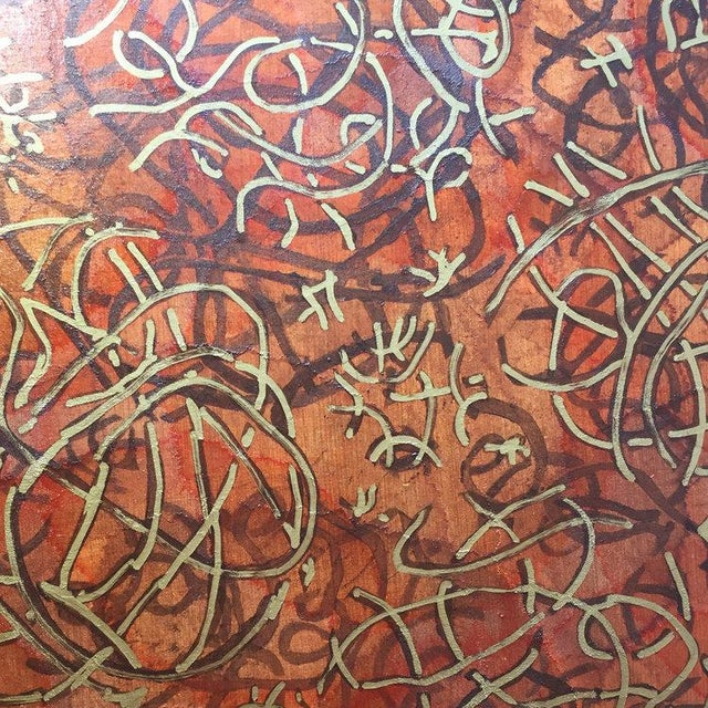 Roger Mudre Roger Mudre, Canchalagua Painting, 2013 For Sale - Image 4 of 6