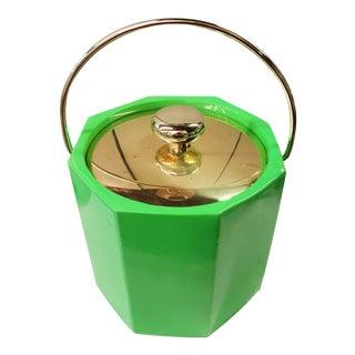 1970s Kraftware Mid Century Modern Ice Bucket For Sale