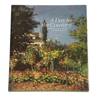 French Impressionism & French Landscape Art Book For Sale
