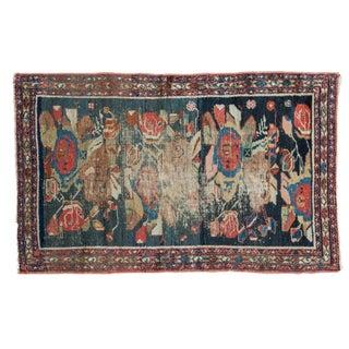 Antique Karabagh Lilihan Rug - 2′7″ × 4′1″