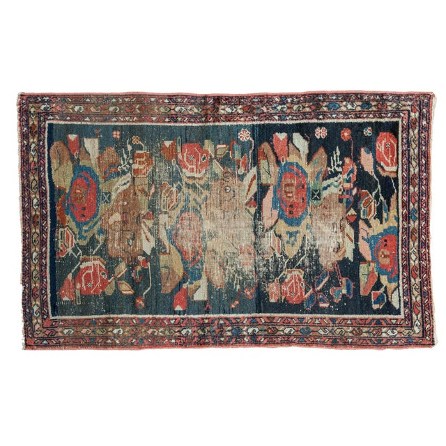 Antique Karabagh Lilihan Rug - 2′7″ × 4′1″ - Image 1 of 10