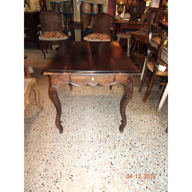 Louis XV Side Table For Sale In New Orleans - Image 6 of 13
