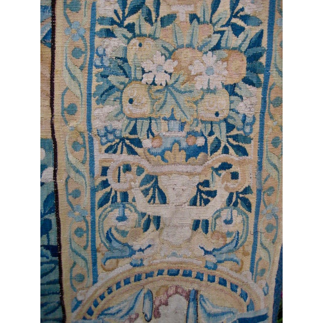 Large 16th Century Flemish Tapestry Wall Hanging For Sale - Image 10 of 13