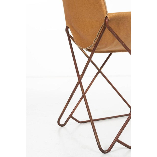 1960s Arturo Pani Sling Chair For Sale - Image 5 of 9