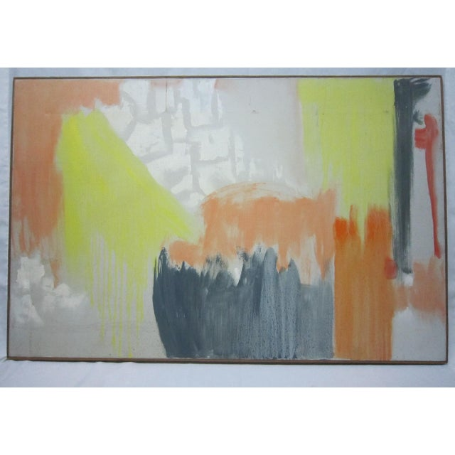 Modern Abstract Painting - Image 2 of 5