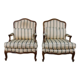 1950s Vintage Italian Rococo Chairs- A Pair For Sale