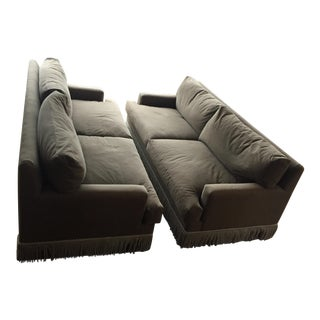 EuroCraft Chicago Custom 2-Seat Sofas - A Pair