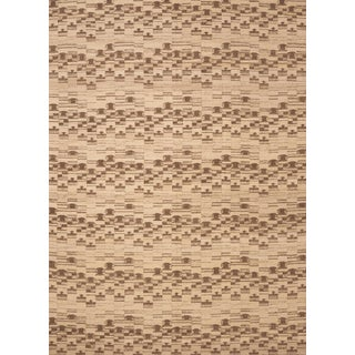 Schumacher Dorp Area Rug in Hand-Woven Wool, Patterson Flynn Martin For Sale