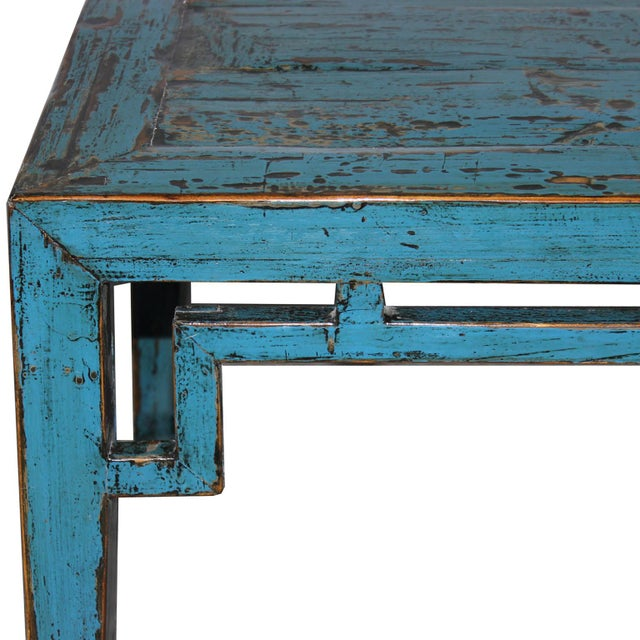 Shanxi Blue Table - Image 3 of 6