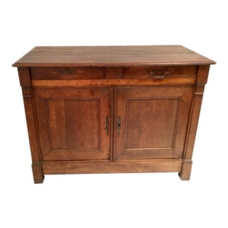 19th Century French Louis XV Style Buffet Sideboard For Sale