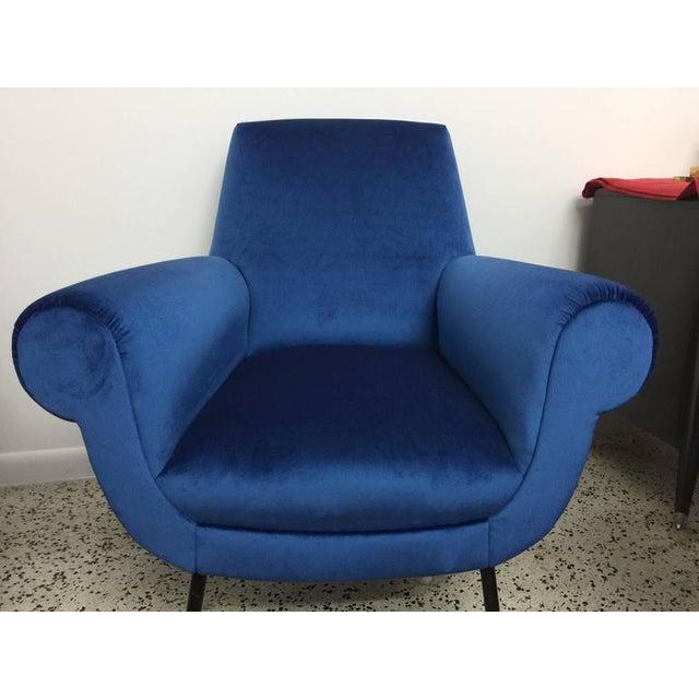 Gigi Radice Original Scrolled Armchairs - Image 4 of 6