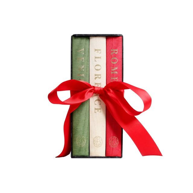 Italian Cities Slipcase Books - Set of 3 - Image 2 of 2