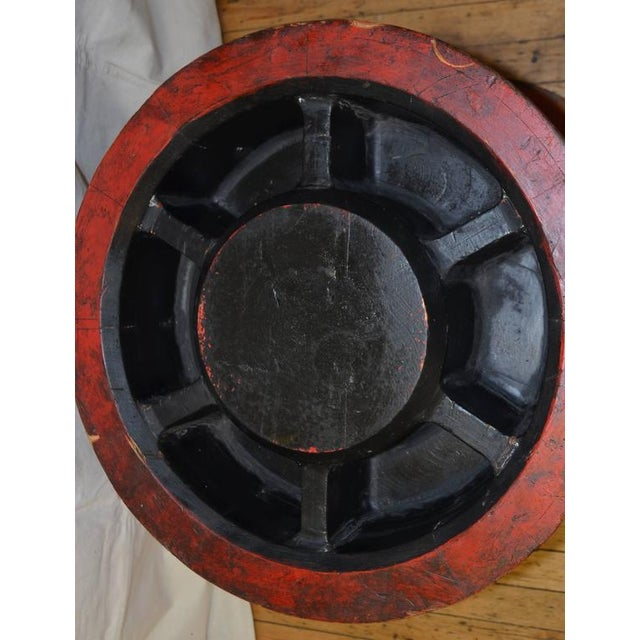 Industrial End Table For Sale - Image 7 of 10