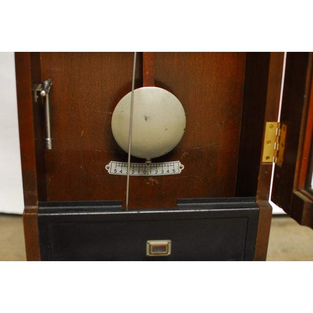 Nippon Time Recorder Punch Clock For Sale - Image 4 of 8