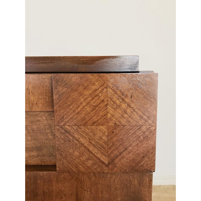 Paul Evans 1970s Brutalist Lane 9-Drawer Dresser Credenza For Sale - Image 4 of 11