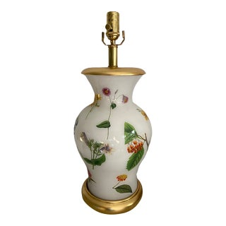 Liz Marsh Flora Table Lamp For Sale