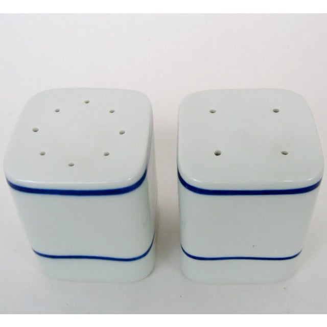 Country Portuguese Salt & Pepper Shakers, 2 Pieces For Sale - Image 3 of 6