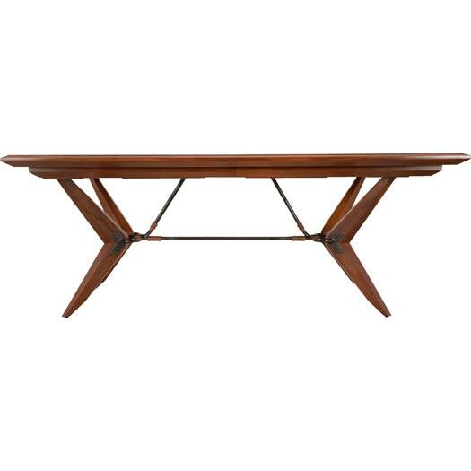Bill Sofield for McGuire Baton Dining Table - Image 2 of 3