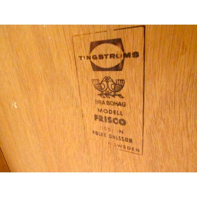 Folke Ohlsson End Table For Tingstrøms Chairish