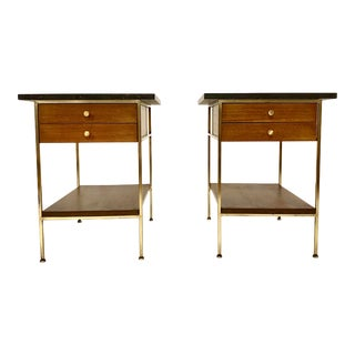 Paul McCobb Irwin Collection Nightstands for Calvin For Sale