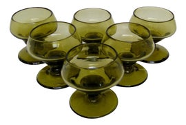 Image of Mexican Wine Glasses and Goblets