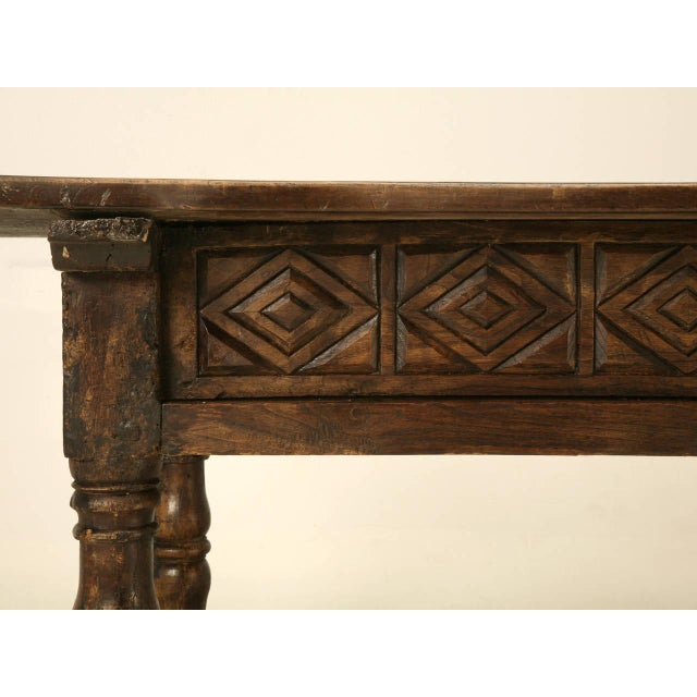 Antique Spanish Colonial Table For Sale - Image 10 of 10
