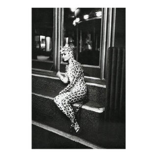 1962 Edouard Boubat, Paris, Folies-Bergere Photogravure