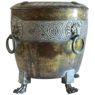 Brass Pot For Sale