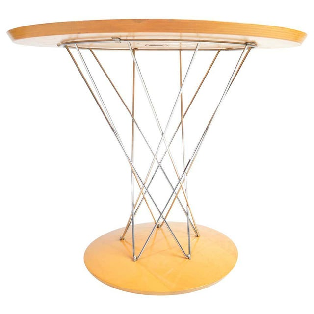 Metal Isamu Noguchi Children's Size Cyclone Table by Modernica For Sale - Image 7 of 7