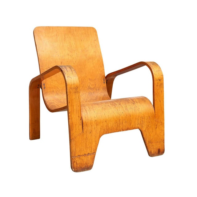 """Modern """"Lawo"""" Lounge Chair by Han Pieck For Sale - Image 3 of 10"""
