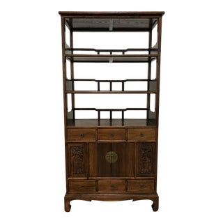 Reproduction Chinese Etagere For Sale