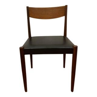 Vintage Mid-Century Danish Modern Chair For Sale