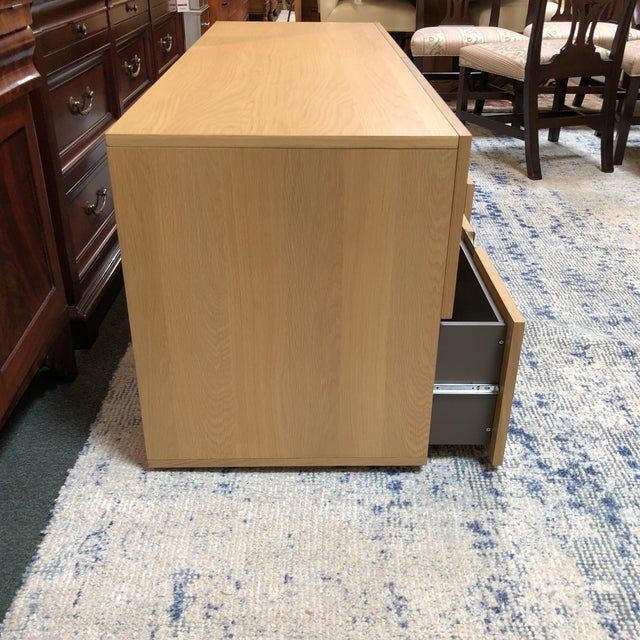 Tan Latitude Low Dresser For Sale - Image 8 of 11