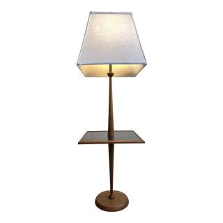 Mid Century Scandinavian Floor/Table Lamp For Sale