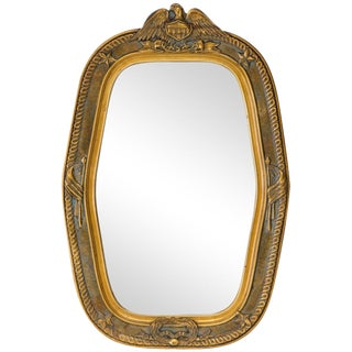 Federal-Style Table Top Mirror